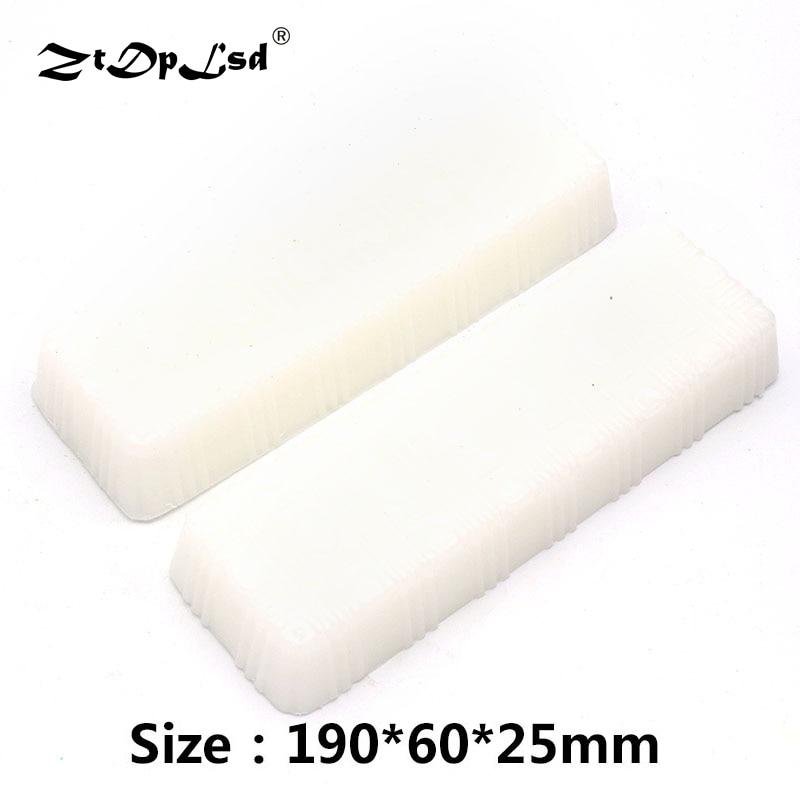 1Pcs 190x60x25mm Solid Polishing Wax Block Polish Paste Stone Polished Scratch Repair Tools For Marble Granite Quartz Abrasive