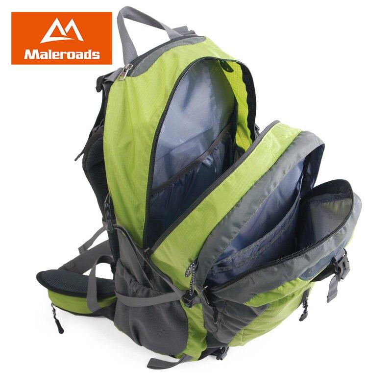Incroyable Maleroads 40L 50L voyage sac à dos hommes femmes Trekking sac à dos étanche escalade alpinisme Camp équiper randonnée sac à dos - 3
