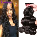 Peerless Virgin Hair Peruvian Virgin Hair Body Wave Human Hair 4 Bundles 7A Unprocessed Virgin Hair Peruvian Body Wave Bundles