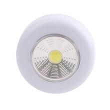 סופר בהיר נייד COB LED לילה אור עבודת פנס אור לפיד מנורת חיסכון באנרגיה קמפינג לילה מנורת שימוש 3 * AAA סוללות