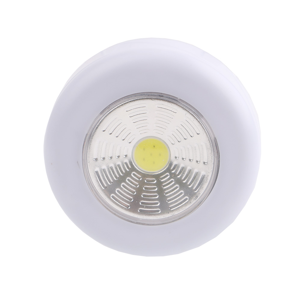 Super Bright Portable COB LED Night Light Flashlight Work ...