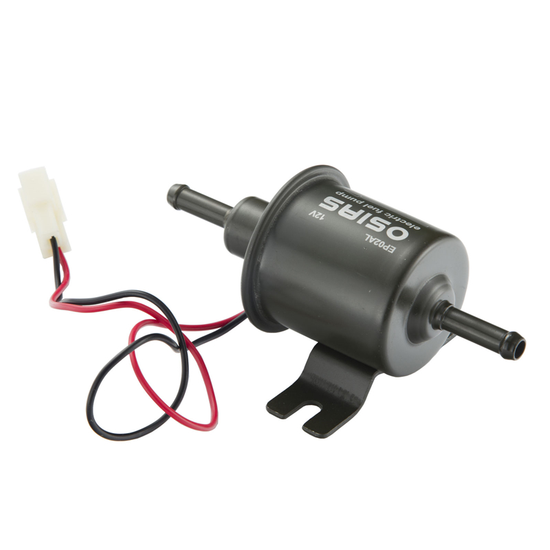 OSIAS New HEP02A green Universal 12V Low Pressure Heavy Duty Gas Diesel Inline Electric Fuel Pump better performancce