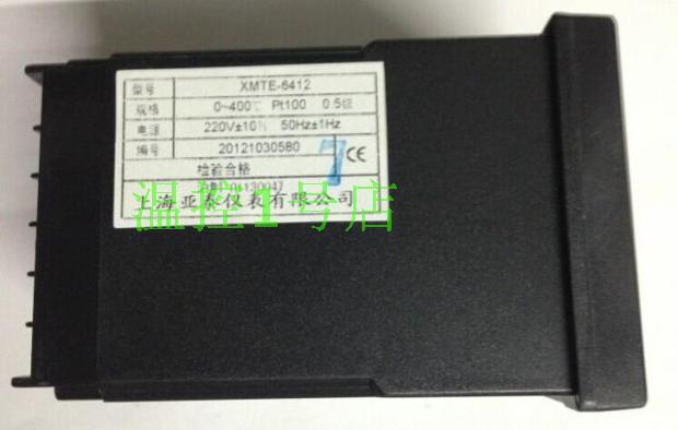 AISET Genuine Shanghai Yatai XMTE 6000 /  XMTE-6412 genuine shanghai yatai xmt 3000 xmtg 3412 xmtg 3412 n temperature controller