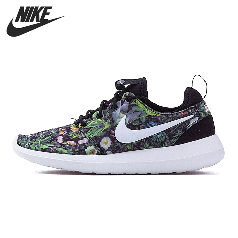 Original New Arrival 2017 NIKE ROSHE TWO PRINT Women's Running Shoes Sneakers кроссовки nike кроссовки nike roshe two 844656 401