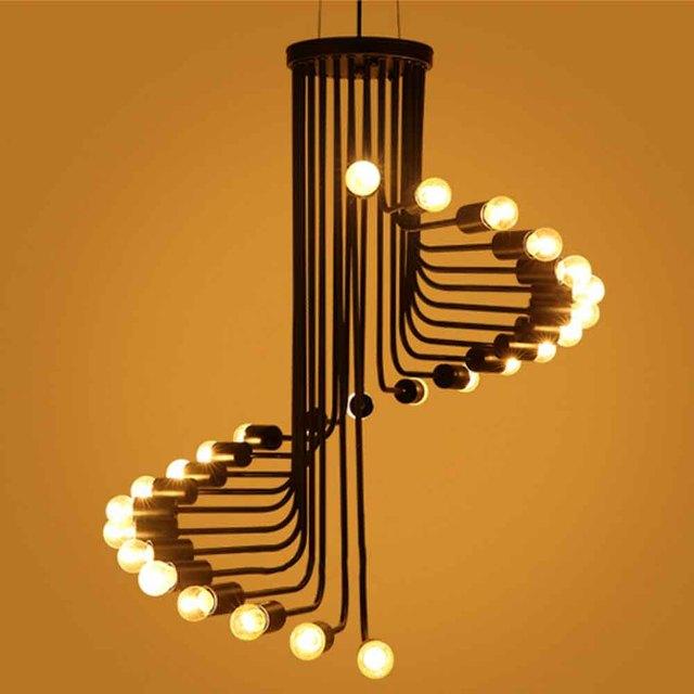 stairs light restaurant meal home lighting decoration. beautiful stairs light restaurant meal home lighting decoration style creative spiral stairway flmb idea t
