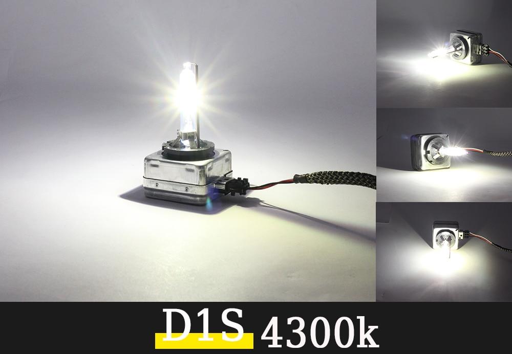 d1s d1c, lâmpada hid 4300k-10000k 12v, substituição
