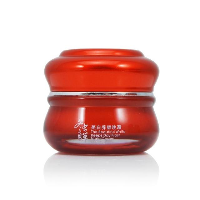 China cordyceps sinensis whitening cream face night cream ginseng cordyceps face cream dark spot removing cream sun spot