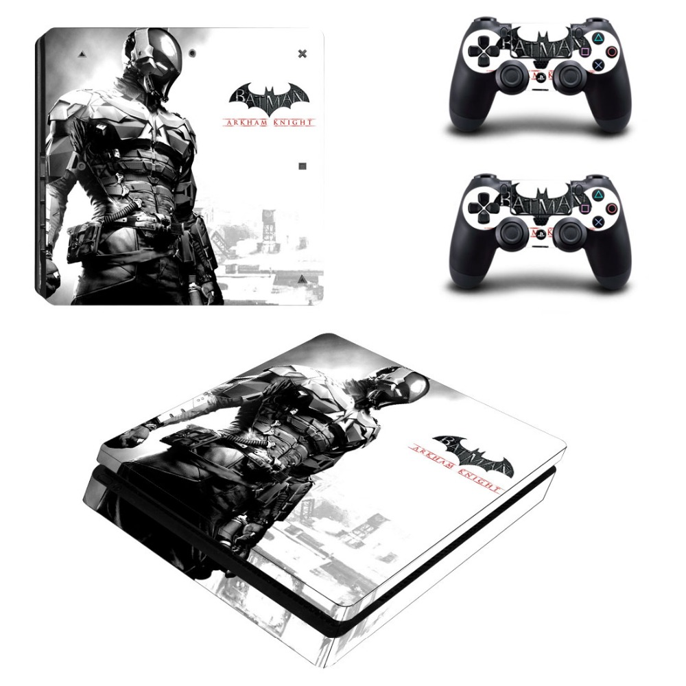 Ps4 Slim Sticker Console Decal Playstation 4 Controller Vinyl Skin White Video Games & Consoles