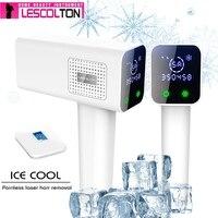 Новый icocoo Lescolton 4в1 IPL лазерная машина для удаления волос лазерный эпилятор удаление волос перманентное бикини Электрический depilador лазер