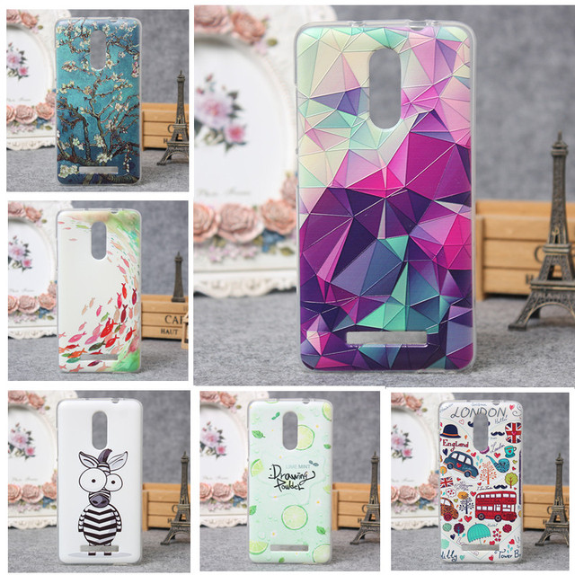 Xiaomi Redmi Note 3 Pro Case 3D Embossing Cute Cartoon Soft TPU Silicone Back Cover Case For Xiaomi Redmi Note 3 Pro Prime