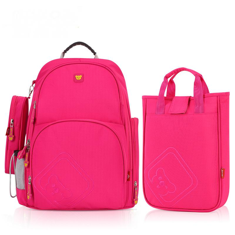 Korean Style font b Kids b font Suit School font b Backpacks b font Children Orthopedic