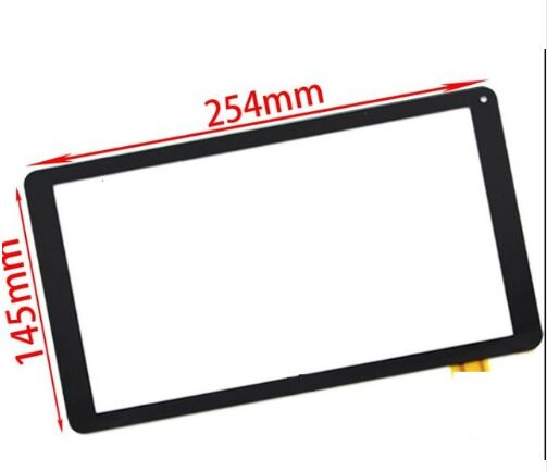 Original New 10.1 Woxter SX 100 Tablet Capacitive touch screen Touch panel Digitizer Glass Sensor Replacement Free Shipping 7 for dexp ursus s170 tablet touch screen digitizer glass sensor panel replacement free shipping black w