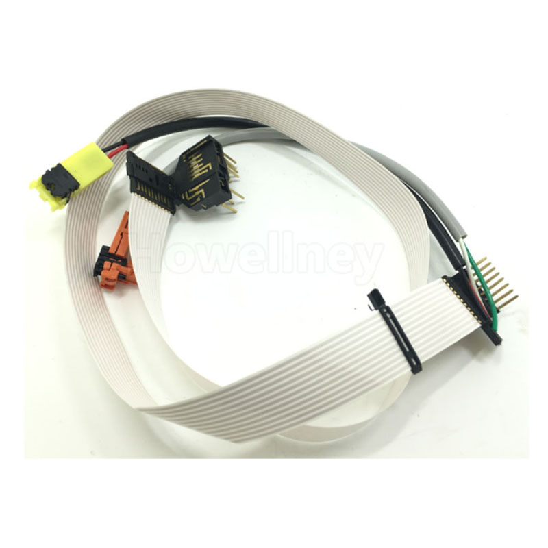Replace Wire 25567-ET025 25567ET025 for Nissan 350Z 370Z Versa Murano Pathfinder B5567-JD00A B5567JD00A 25567-5X00A high quality clock spring oem b5567 jd00a b5567jd00a spiral cable airbag sub assy for versa 350z qashqai pathfinder