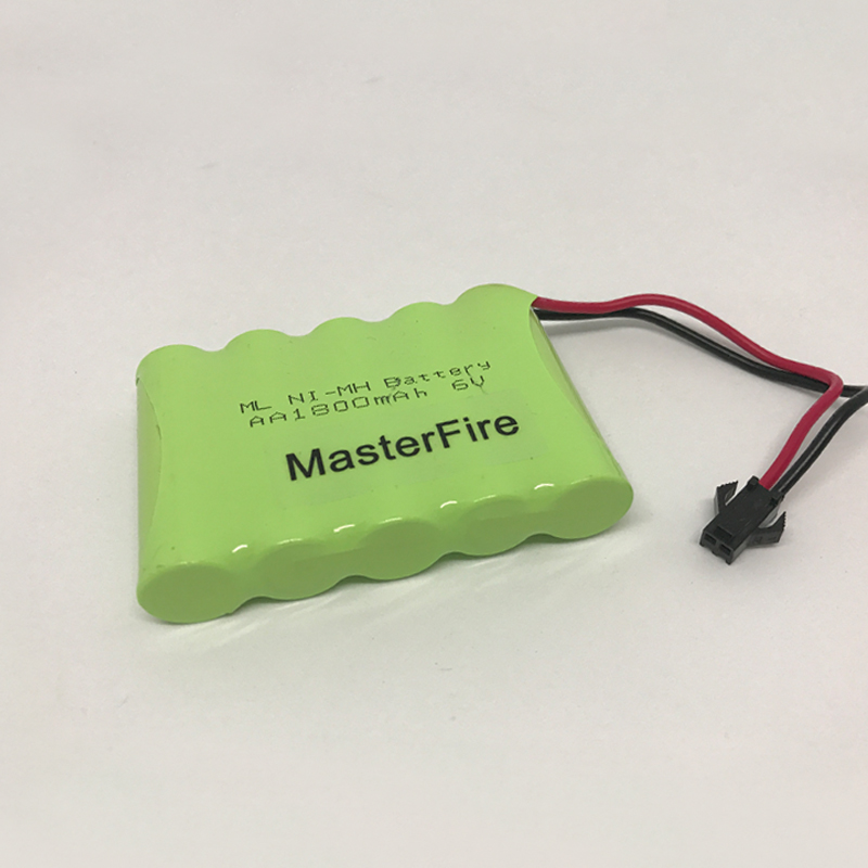 AA 1800mAh 6v battery 1