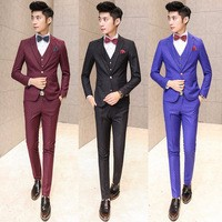 Mens-Plaid-Suits-With-Pant-2015-New-Brand-Luxury-Weddding-Suit-men-Shinny-Gold-line-Korean.jpg_200x200