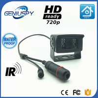 Hot Sale High Definition 720P Outdoor Waterproof IP Network Camera Cctv Systems Bullet Bus Ethernet Web