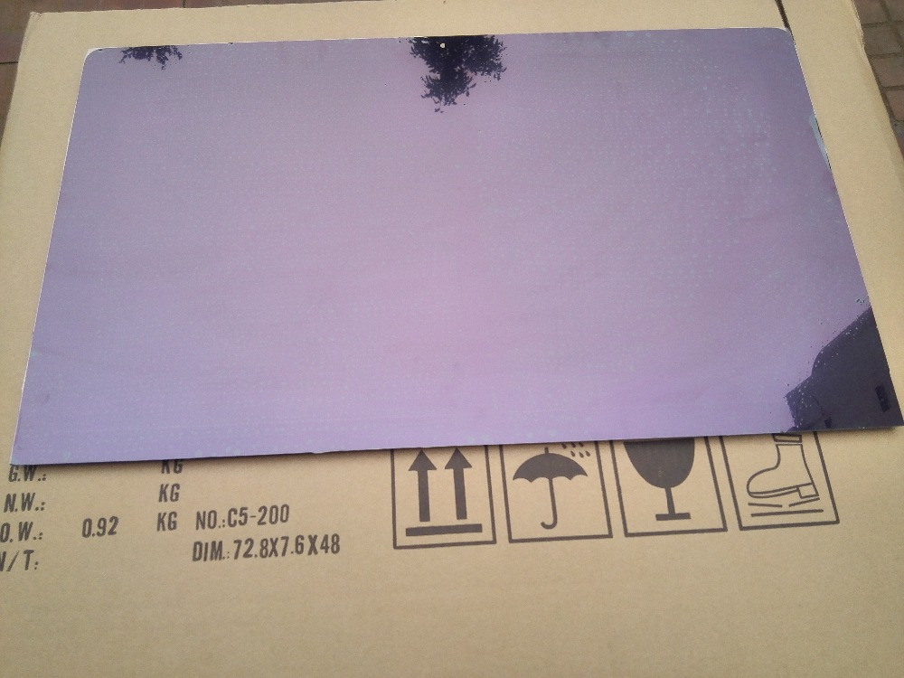 A1419 2K LM270WQ1 (SD) (F1) écran LCD avec assemblage en verre LM270WQ1 SD F2 F1 pour iMac 27 fin 2012 2013