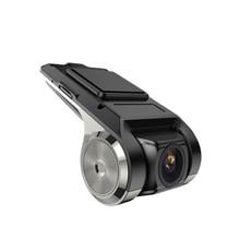 ADAS USB Car DVR Camera Driving Recorder HD Video Recorder For Android 4.2 / 4.4 / 5.1.1/6.0.1/7.1 DVD GPS Player DVR Camera