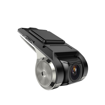 ADAS USB Car DVR Camera Driving Recorder HD Video Recorder For Android 4.2 / 4.4 / 5.1.1/6.0.1/7.1 DVD GPS Player DVR Camera image