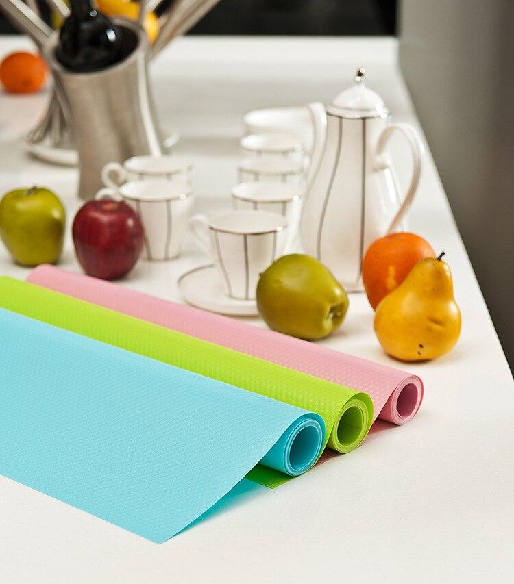 50 cm Länge EVA Küchenschrank Mat Liner Anti Slip Öl Proof Waschbar ...