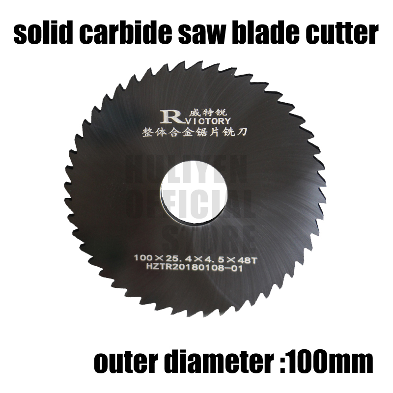 2pcs 100mm out dia circular slitting saw blade cutter 100*2.0 100*3.0 Teeth Tungsten Steel Saw Blade 40mm Milling Cutter china manufacturing circle cutter blade for cutting rubber circular slitting machine blades