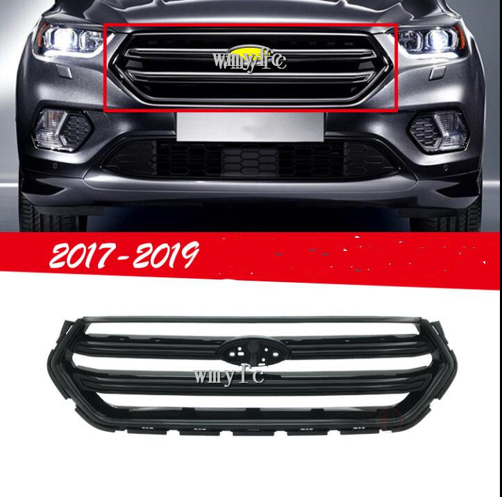 Capots de bordure pour Ford Kuga Escape 2017 2018 2019