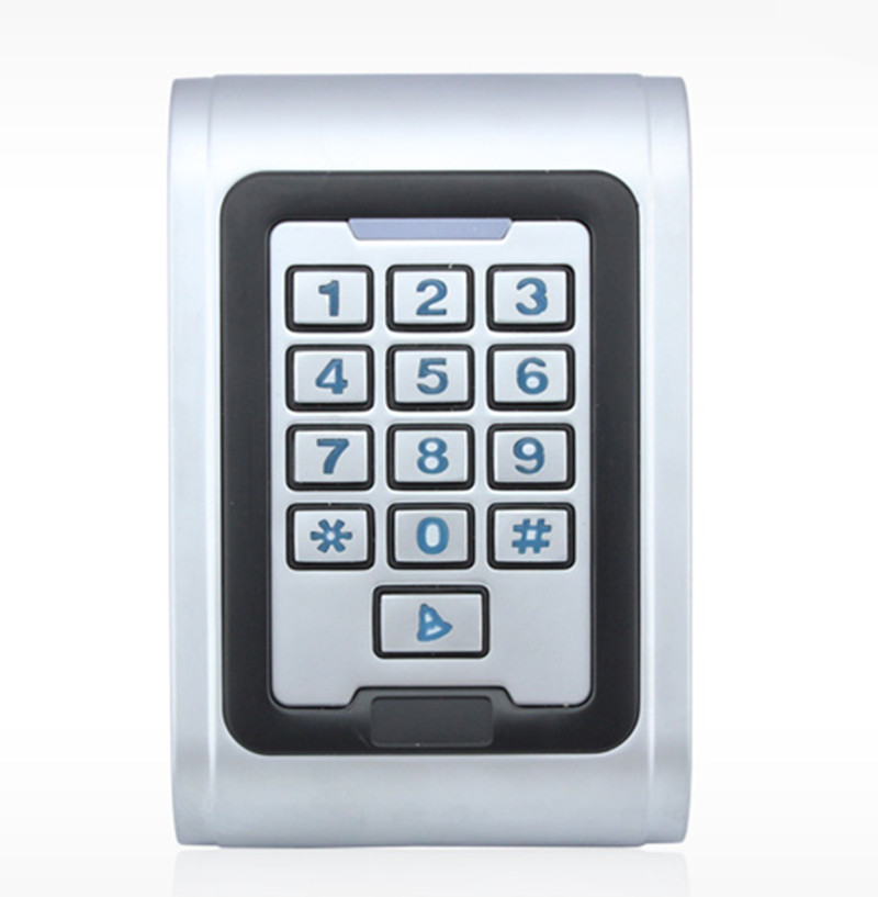 2000 User ID Card/ Password /ID Card +Password Metal Rain-proof Door Access Control кальсоны user кальсоны