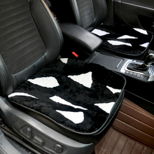 Pure Wool Car Seat Cushion, Auto Protector Cover Mat