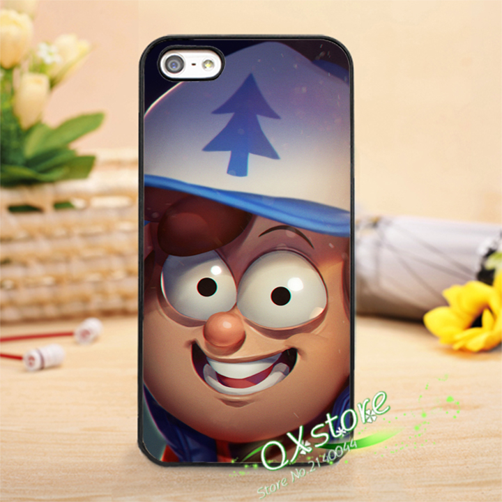 dipper gravity falls 3 fashion phone cover case for iphone 4 4s 5 5s SE 5c 6 6s 7 6 plus 6s plus 7 plus *G0960