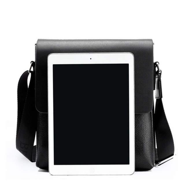 25b1883f5de9 VORMOR 2018 Promotion Designers Brand Men s Messenger Bags PU Leather  Vintage Men Shoulder Bag Man Crossbody