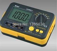 1pc novo vc480c + 3 1/2 digital milli-ohm medidor multímetro 6w