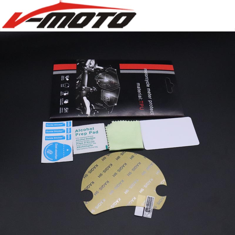 For <font><b>Yamaha</b></font> <font><b>NMAX</b></font> 155 2013-2018 Dashboard Cluster Scratch Protection Instrument Speedometer Film Screen Protector <font><b>Stickers</b></font> image