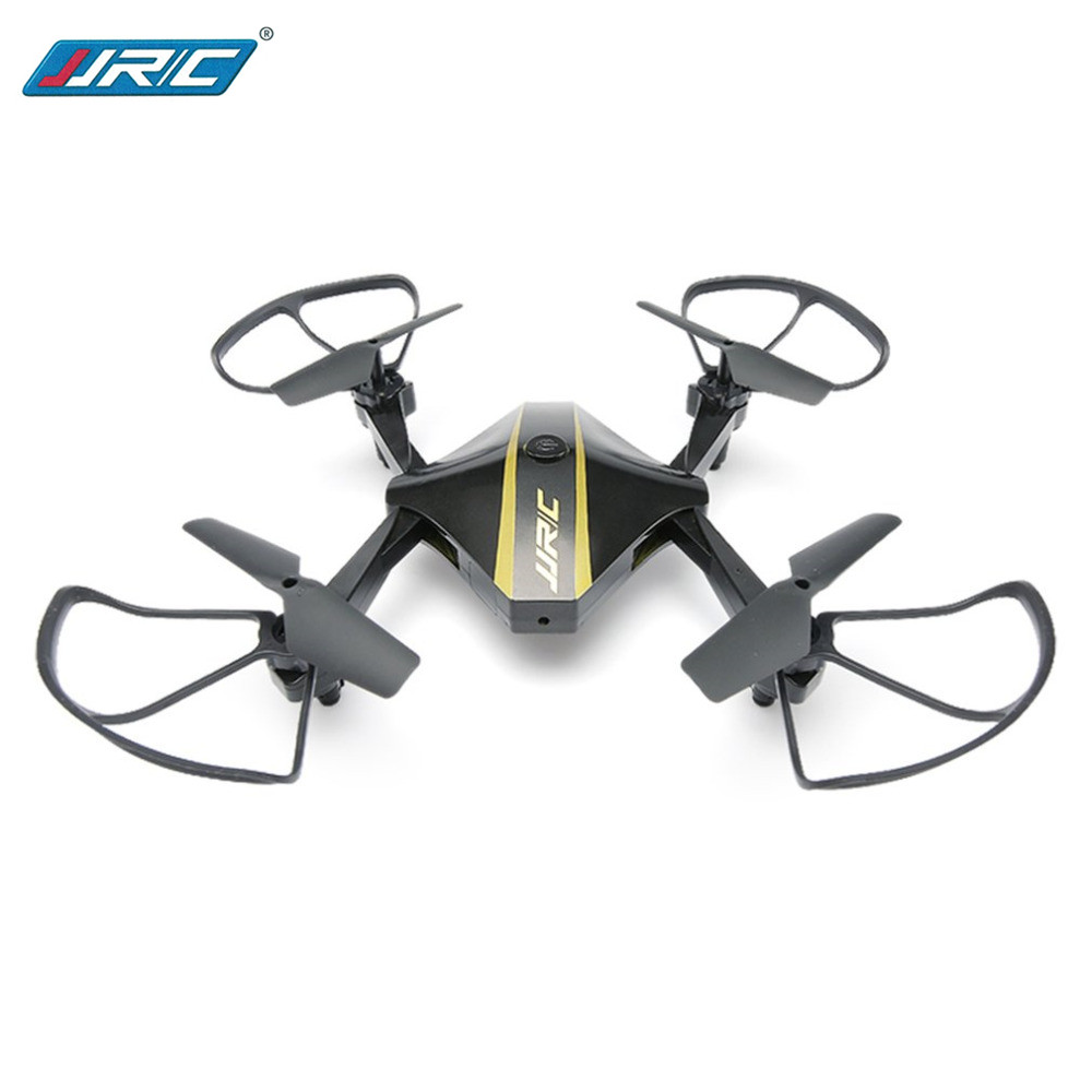 JJRC Stylish RC Drone Visuo H44WH Mini Foldable Selfie Drone 720P Wifi Camera Altitude Hold Quadcopter Vs JJRC H36 H37 H31 X5C jjrc h44wh diaman foldable selfie drone 720p hd camera wifi fpv with altitude hold mode rc quadcopter helicopter