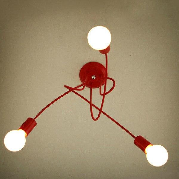 Luzes de Teto crianças modernas luzes de teto Estilo de Instalação : Montado na Superfície