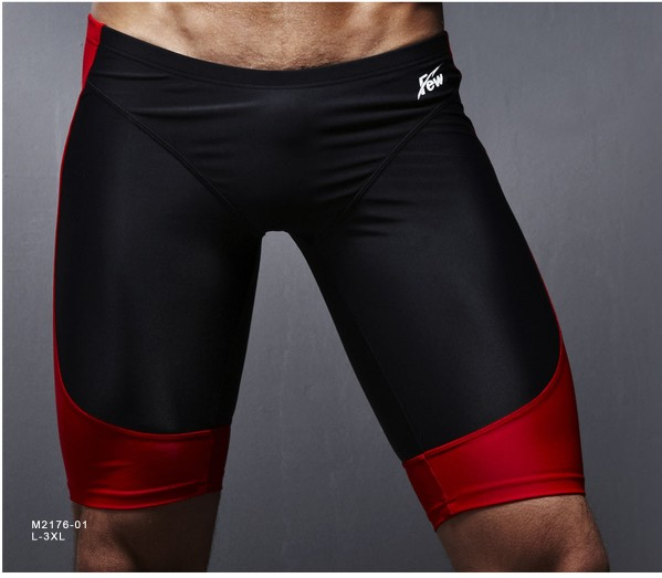 d40a440e65 Few FINA approved professional mens swimming jammer trunks briefs swimsuits  boy training pants male sports racing swimwear-in Body Suits from Sports ...