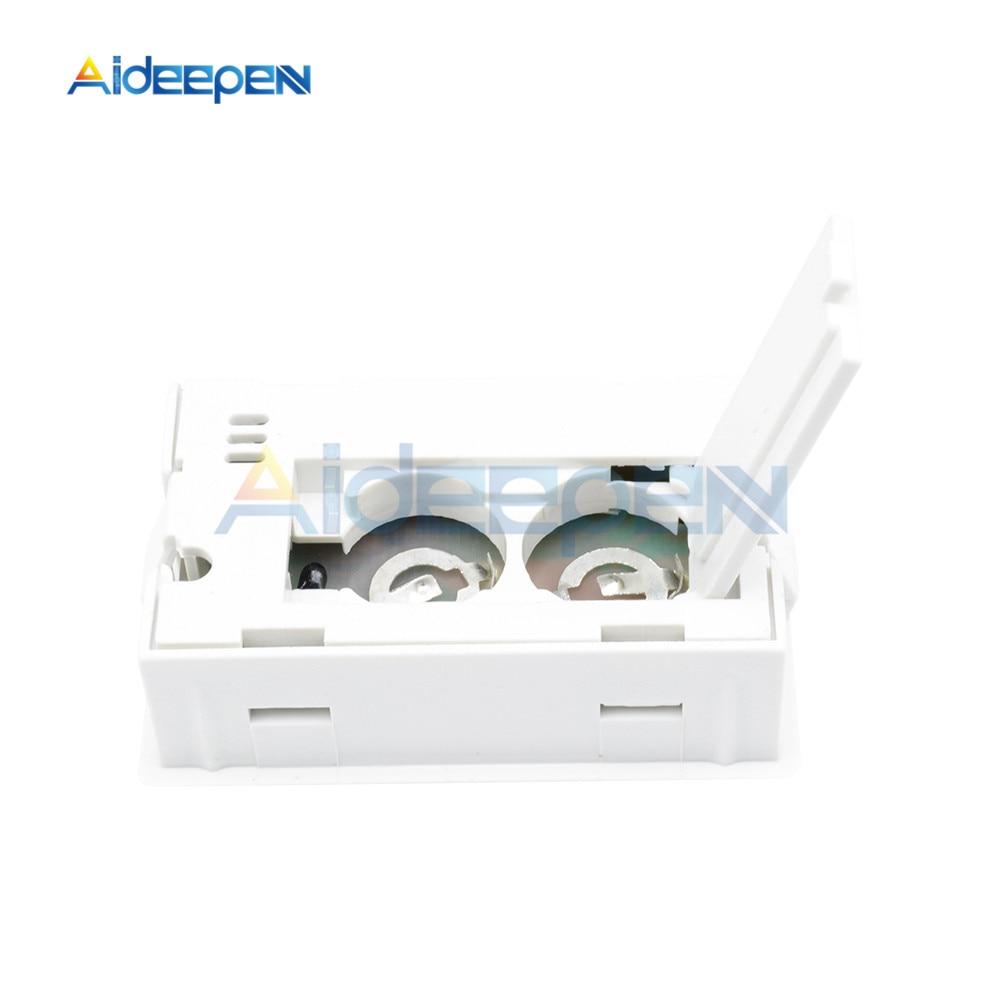 LCD Digital Thermometer Hygrometer for Freezer Refrigerator Fridge Temperature Sensor Humidity Meter Gauge Instruments Cable 29