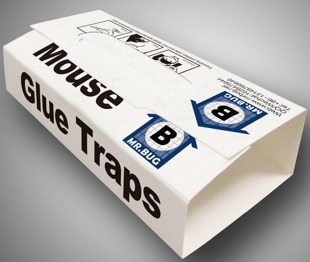5Pcs High Quality Mouse Rat Board Sticky Rat Glue Trap