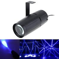 Serin LED mavi spot süper parlak lamba ayna topları sahne aydınlatma KTV DJ DJ disko