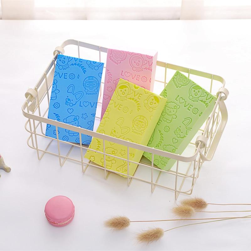 Exquisite Smooth Bath Sponge Exfoliating Bathing Sponge Adult Baby Body Wash Brush Clean Scrub Dead Skin Brush Bathing Supplies