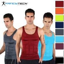 9 Color S-XL Summer Comfort Men Body Hot Shaper Slimming Vest Gym Corset Abdomen Shapewear Shirt Waist Trainer For
