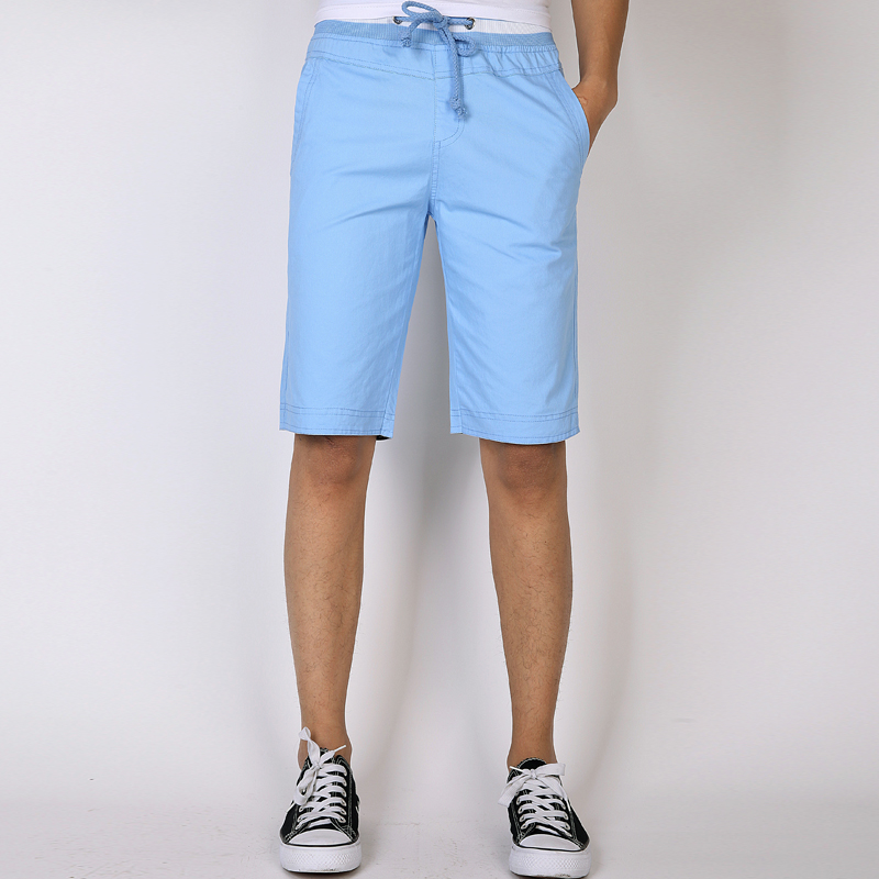 Shorts Men Casual Bermuda Masculina Brand Solid High Quality Compression Male Cargo Shorts Men Fashion Summer Men Short M-5XL