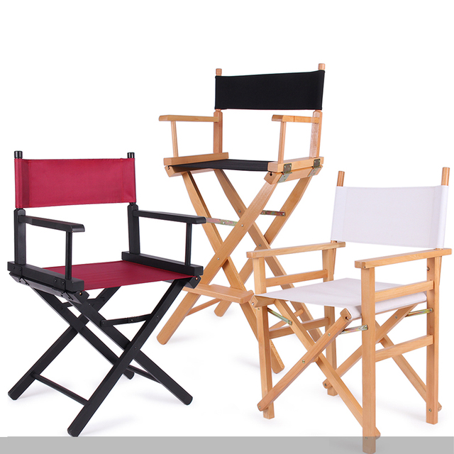 A, Artist Director Chair Foldable Outdoor Furniture Lightweight Photography  Accessorice Portable Folding Director Makeup Chair - A, Artist Director Chair Foldable Outdoor Furniture Lightweight