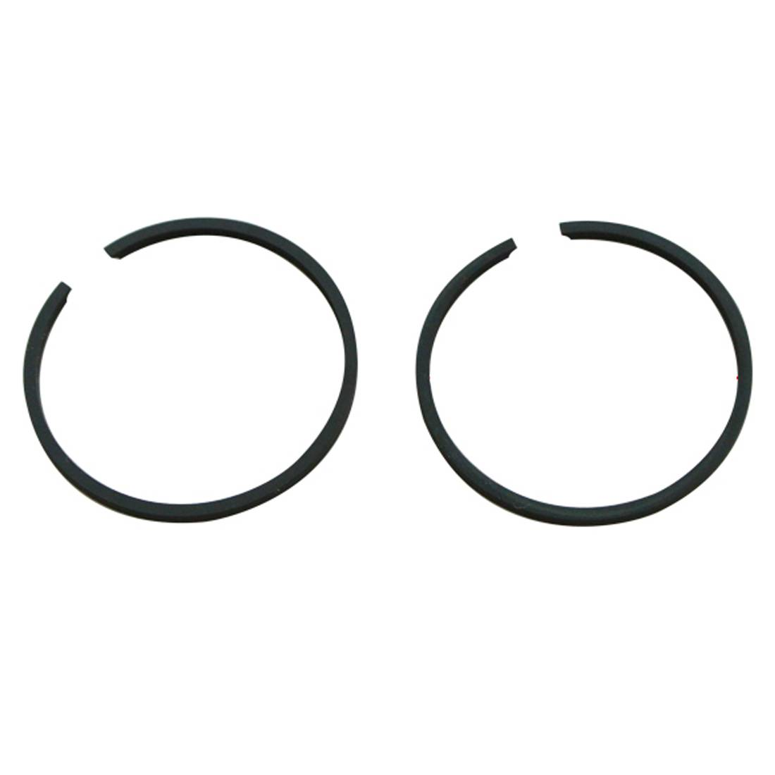39mm Piston Rings Fit 49cc 50cc Motorized Bicycle Motorised Bike 1 Pair In Pistons Amp Rings From
