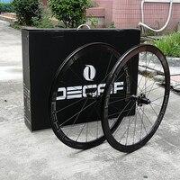 RACEWORK 700C сплав тормоза V колеса велосипеда дороги колесо Алюминиевый Дорожный колесной колеса велосипеда