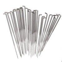 Artesanato de feltro 30-120 pces 3 tamanhos agulhas felting artesanato lã feltro pcked agulhas definir mão artesanato agulha felting diy ferramentas