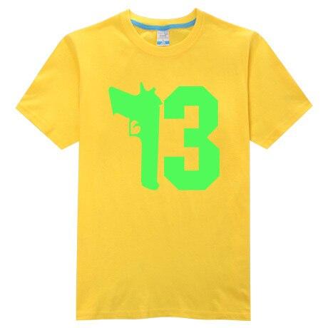 Dünya barış Savaş Karşıtı T-shirt Moda erkekler rahat gömlek - Erkek Giyim - Fotoğraf 6