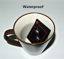 Waterproof PVC Poker Playing Cards