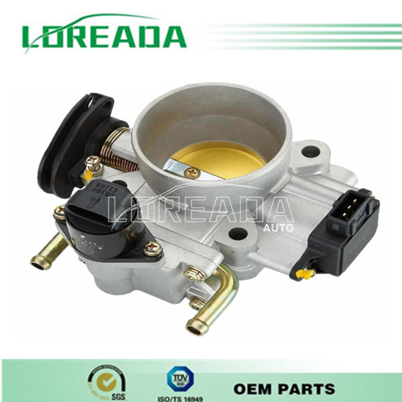 Brand New Throttle body D50C for  Hafei Simbo BYD F3 Lioncel DELPHI system Engine Bore size 50mm Throttle valve assembly new original as1000 m5 metal throttle valve