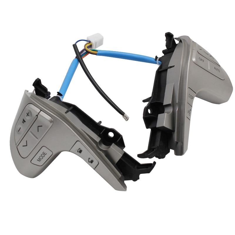 YAOPEI Hochwertiger NEUER Lenkrad-Audiosteuerungsschalter OEM 84250-06180 Für Toyota Camry 2006 8425006180