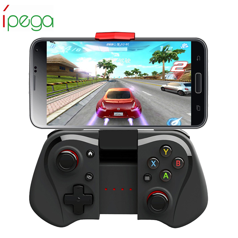 iPEGA PG-9033 Telescopic Wireless Bluetooth 3.0 Game Controller Gamepad for iOS Android Tablet PC Smartphone iPEGA Gamepad ipega pg 9021 pg 9021 wireless bluetooth gaming game controller gamepad gamecube joystick for android phone tablet pc laptop